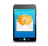 Send a letter icon — Stock Vector