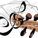 ������, ������: Violin song