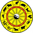 Chinese zodiac — Stock Vector #24857791