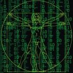 ������, ������: Leonardo da Vinci man