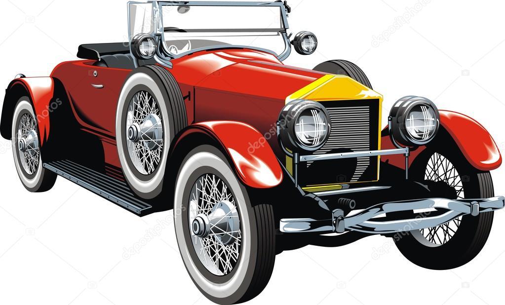 Vieille voiture image vectorielle pepeemilio2 26367451 - Image de vieille voiture ...