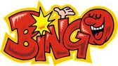 Text bingo — Stockvector
