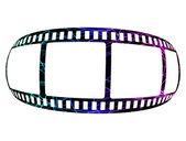 Film, cinema — Stock Vector
