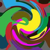 Círculos abstractos, eps — Vector de stock