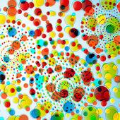 Abstraktní kruhy, eps — Stock vektor