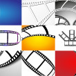 cine — Vector de stock #30962353