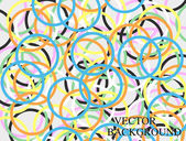 Abstract color — Stock Vector