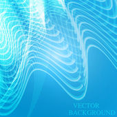 Abstract blue — Vettoriale Stock
