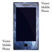 Mobile — Stock Vector