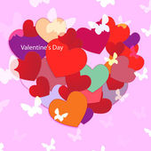 Valentine's day — Vector de stock