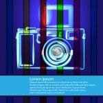 Camera — Stock Vector #31126257