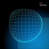 Sphere — Cтоковый вектор