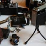 Camera — Stock Photo #34195423
