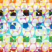 Dna, molecule — Stock Vector