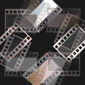Film — Vettoriale Stock