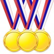 Medal — Stock Vector #38876333