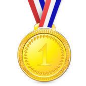 メダル — ストックベクタ