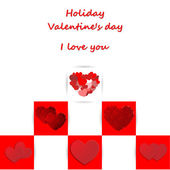 Love, Valentine's day holiday — Stockvector