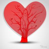 Love, Valentine's day holiday — Vector de stock