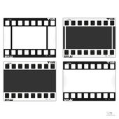 Film — Stock Vector
