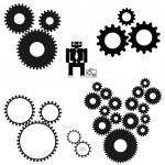 Cogwheel — Stock Vector