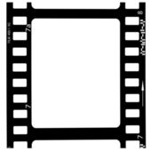 Film, celluloid — Stock Vector