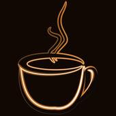 コーヒー ・ ハウス — ストックベクタ