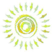 резюме солнца — Cтоковый вектор