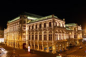 Wien opera house — Stock Photo