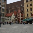 Wroclaw - Poland — Stock Photo