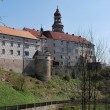 Castle Náchod - Czech Republic - Stock Photo