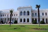 Crimea - Castle Livadia — Stock Photo
