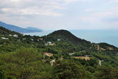 Ukraine - Crimea - Yalta — Stock Photo