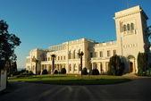 Yalta - Livadia Palace — Stock Photo