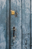 An old gate — Stock Photo