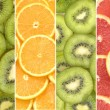 Foto de Stock  : Fruits