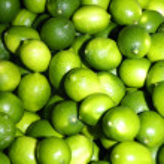Green lemons — Stock Photo #18966309