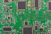 Motherboard closeup — Stockfoto