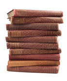 Antique books — Stock Photo