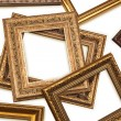 Frames set — Stock Photo