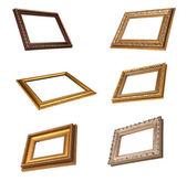 Vintage frames — Stock Photo
