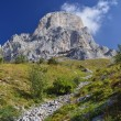 Stock Photo: Massif du Vercors