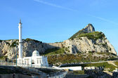 Mosque at Europa Point in Gibraltar — Stock Photo