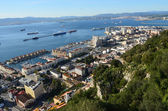 View of Gibraltar — Stock Photo