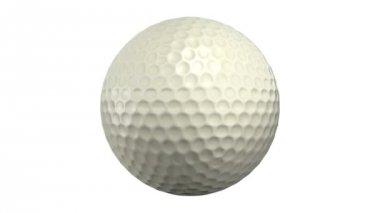 Piłeczki do golfa — Wideo stockowe