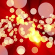 Vídeo Stock: Flickering Particles, random motion of particles, Loopable