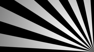 Black and white rays, Loop Elements — Vidéo