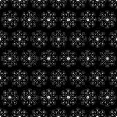 Seamless pattern of dandelion — Stock Vector