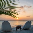 Tropical Island - Maldives — Foto de stock #21840683