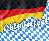 German Oktoberfest — Stock Photo